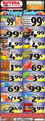 Grocery & Drug offers in the Butera catalogue in Schaumburg IL ( 1 day ago )