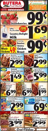Grocery & Drug offers in the Butera catalogue in Des Plaines IL ( 2 days left )
