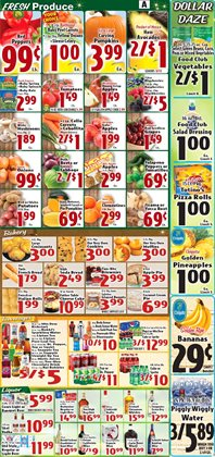 Grocery & Drug offers in the Butera catalogue in Chicago IL ( Expires tomorrow )