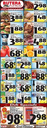 Grocery & Drug offers in the Butera catalogue in Joliet IL ( 3 days left )