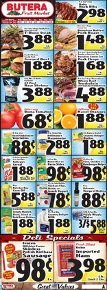 Grocery & Drug offers in the Butera catalogue in Skokie IL ( 2 days left )
