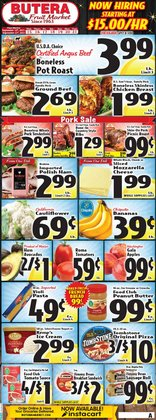 Grocery & Drug deals in the Butera catalog ( 3 days left)