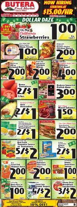 Grocery & Drug deals in the Butera catalog ( Expires today)