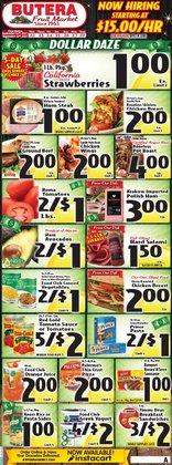 Butera deals in the Butera catalog ( 4 days left)