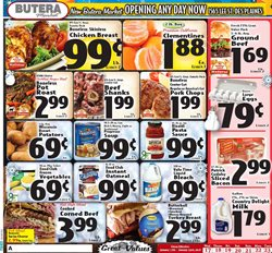 Butera deals in the Brownsville TX weekly ad