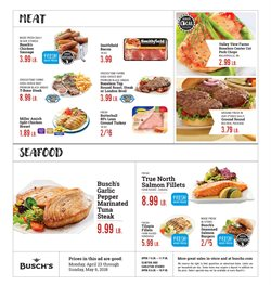Sales deals in the Busch's weekly ad in Livonia MI