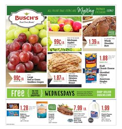 Grocery & Drug deals in the Busch's weekly ad in Pontiac MI
