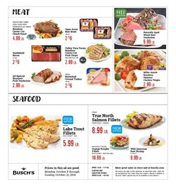 Meat deals in the Busch's weekly ad in Livonia MI