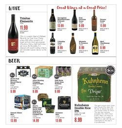 Beer deals in the Busch's weekly ad in Pontiac MI