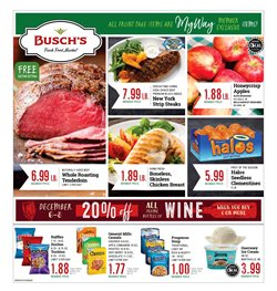 Grocery & Drug deals in the Busch's weekly ad in Ann Arbor MI