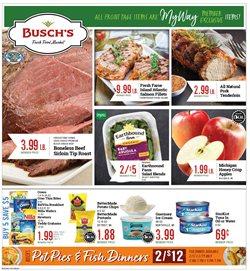 Busch's catalogue ( 2 days left )