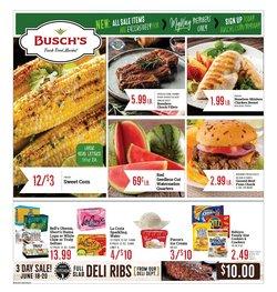 Busch's deals in the Busch's catalog ( 4 days left)