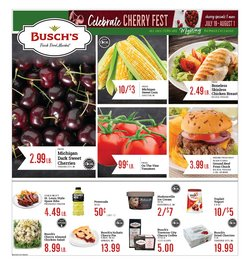 Grocery & Drug deals in the Busch's catalog ( 3 days left)