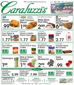 Caraluzzi's deals in the Bethel CT weekly ad