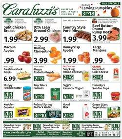 Caraluzzi's deals in the Caraluzzi's catalog ( Expires tomorrow)