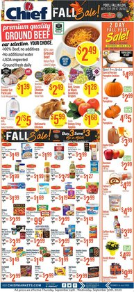 Chief Supermarket catalogue ( Published today )