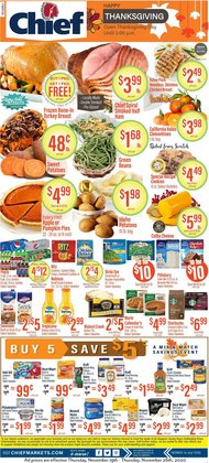 Grocery & Drug offers in the Chief Supermarket catalogue in Lima OH ( 3 days left )