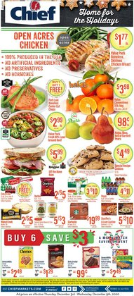 Chief Supermarket catalogue ( 1 day ago )