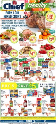 Chief Supermarket catalogue ( Expired )