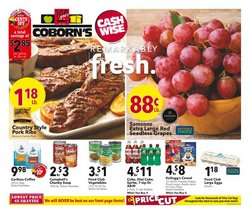 Coborn's deals in the Coborn's catalog ( Expires today)
