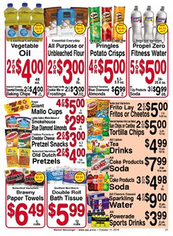 Potatoes deals in the County Market weekly ad in Redmond WA