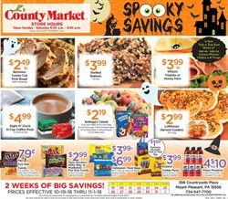 County Market deals in the Springfield IL weekly ad