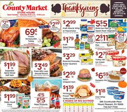 Grocery & Drug deals in the County Market weekly ad in Kirkland WA