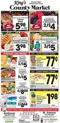 County Market deals in the Wausau WI weekly ad