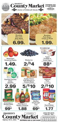 County Market deals in the Crown Point IN weekly ad