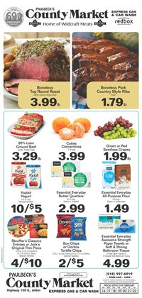 Grocery & Drug offers in the County Market catalogue in La Crosse WI ( 2 days left )