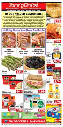 Grocery & Drug offers in the County Market catalogue in Shreveport LA ( Expires tomorrow )