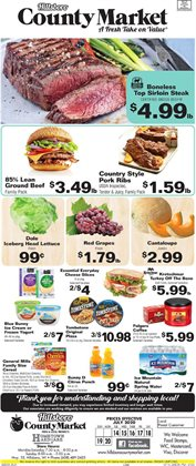 Grocery & Drug offers in the County Market catalogue in Shreveport LA ( 3 days left )