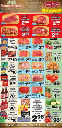 Grocery & Drug offers in the County Market catalogue in Shreveport LA ( Published today )