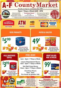 Grocery & Drug offers in the County Market catalogue in Rockford IL ( 2 days ago )