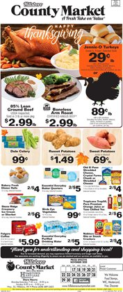 Grocery & Drug offers in the County Market catalogue in Decatur IL ( 1 day ago )