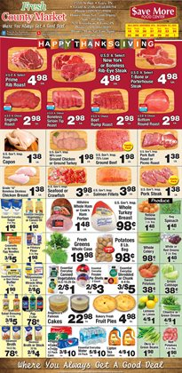Grocery & Drug offers in the County Market catalogue in Springfield IL ( 1 day ago )