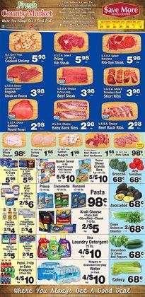 County Market catalogue ( Expires today )