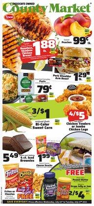 County Market deals in the County Market catalog ( Expires tomorrow)