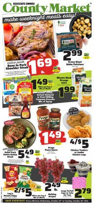 County Market deals in the County Market catalog ( 4 days left)