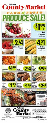 County Market deals in the Seattle WA weekly ad