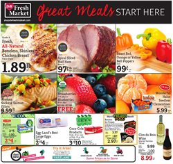 D&W Fresh Market deals in the Lansing MI weekly ad