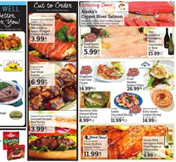 Nails deals in the D&W Fresh Market weekly ad in New York