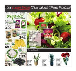 Roses deals in the D&W Fresh Market weekly ad in New York