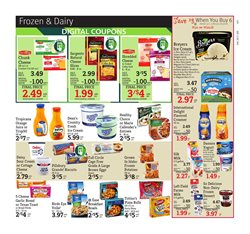 Pillsbury deals in the D&W Fresh Market weekly ad in New York