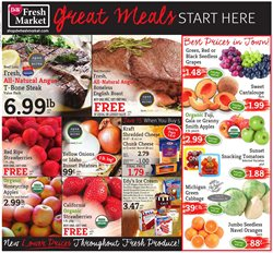 D&W Fresh Market deals in the Grand Forks ND weekly ad