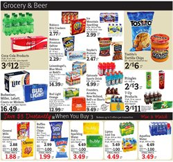Popcorn deals in the D&W Fresh Market weekly ad in New York