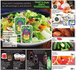 Bella deals in the D&W Fresh Market weekly ad in New York