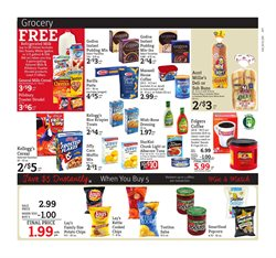 Lasagna deals in the D&W Fresh Market weekly ad in New York
