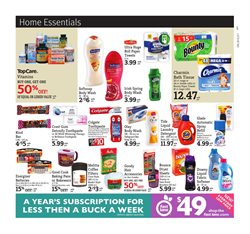 Toothpaste deals in the D&W Fresh Market weekly ad in New York