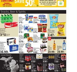 Nestle deals in the D&W Fresh Market weekly ad in New York